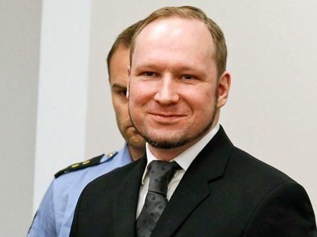 Αυτό είναι το κελί του αδίστακτου Σουηδού δολοφόνου Anders Breivik!