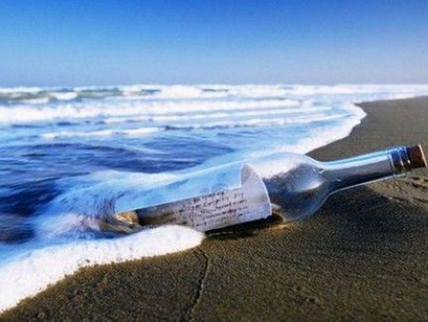 ΣΥΓΚΛΟΝΙΣΤΙΚΟ! Βρέθηκε μπουκάλι στη θάλασσα 76 ΧΡΟΝΙΑ μετά! Τι έγραφε;