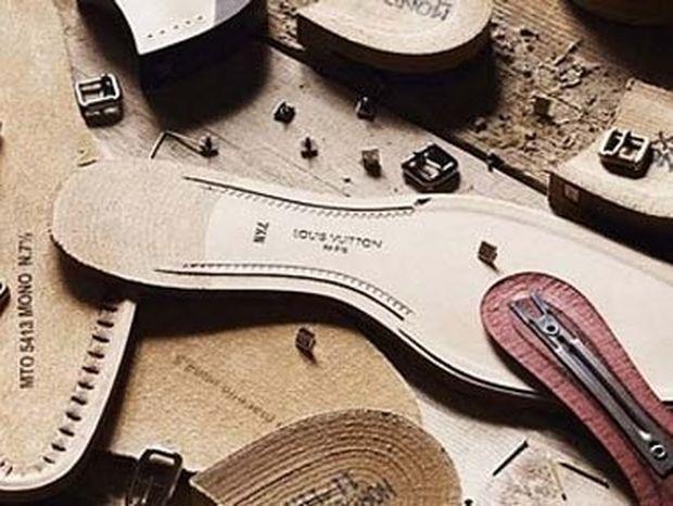 ΦΟΒΕΡΟ VIDEO: Πως φτιάχνονται τα χειροποίητα παπούτσια Louis Vuitton!