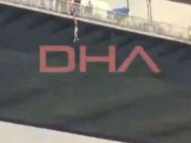 Βίντεο: Βούτηξε από τα 65 μέτρα και γλίτωσε