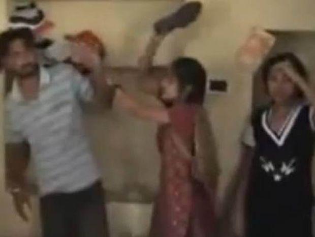 Τι παθαίνει ένας άντρας στην Ινδία όταν απατά την γυναίκα του