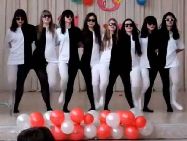 Απίστευτο βίντεο: Χορευτικό – οφθαλμαπάτη