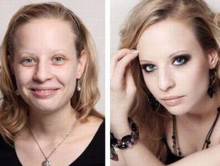 ΕΝΤΥΠΩΣΙΑΚΟ: Πριν και μετά το μακιγιάζ