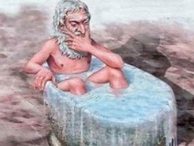 Γιατί οι αρχαίοι προτιμούσαν το κρύο μπάνιο;