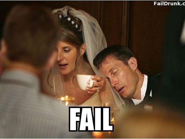 Βίντεο: Τα πιο ξεκαρδιστικά FAILS σε γάμους