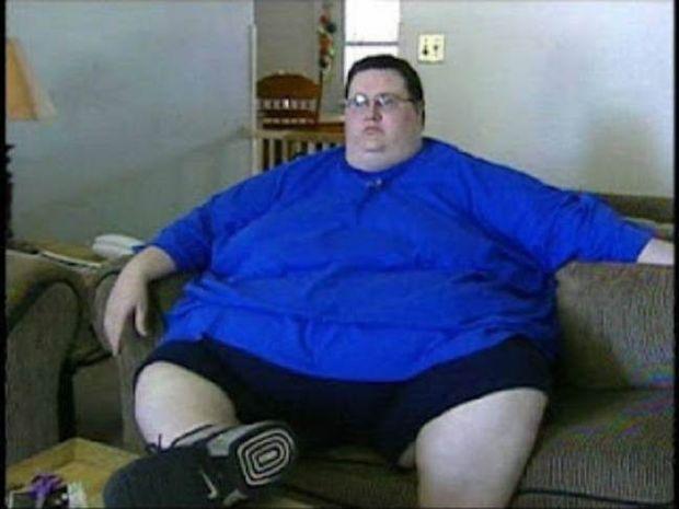 Η πιο... τρομακτική εικόνα απώλειας βάρους!
