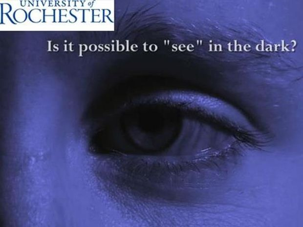 Ψυχολογικό πείραμα: Εσείς τι βλέπετε στο απόλυτο σκοτάδι; (video)