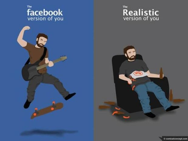 Πώς η παρουσία μας στo Facebook μπορεί να βλάψει το μέλλον μας