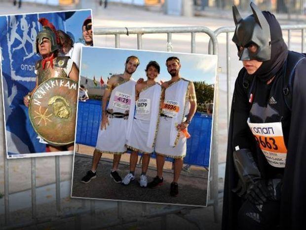 31ος Κλασικός Μαραθώνιος: Οι πιο ωραίες εικόνες (photos)