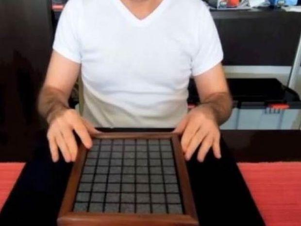Μία οφθαλμαπάτη που θα σας καθηλώσει… (video)