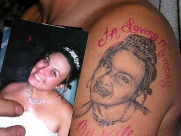 Δείτε την αποκατάσταση του πιο αποτυχημένου τατουάζ