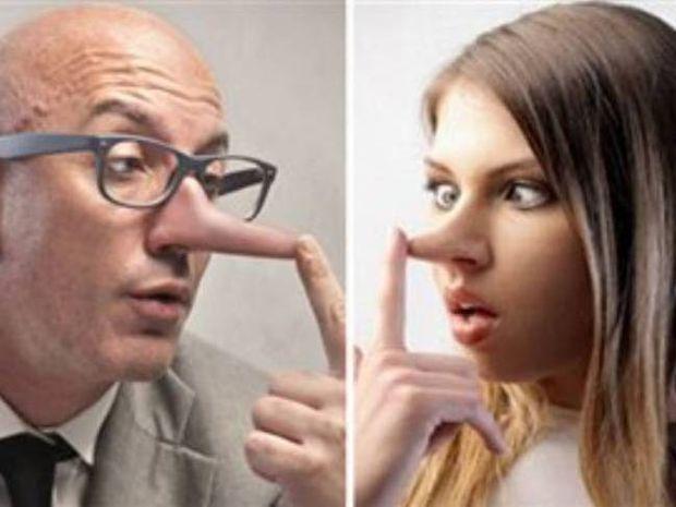 Τα top ψέματα γυναικών και αντρών