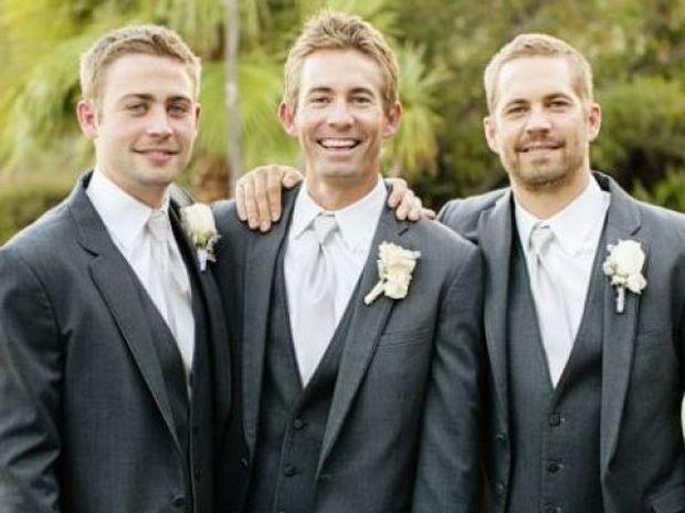 Οι τελευταίες ευτυχισμένες στιγμές του Paul Walker: Δείτε τον στο γάμο του αδερφού του!