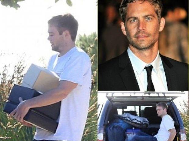Τραγικές στιγμές: Ο μικρότερος αδερφός του Paul Walker μαζεύει τα προσωπικά του αντικείμενα
