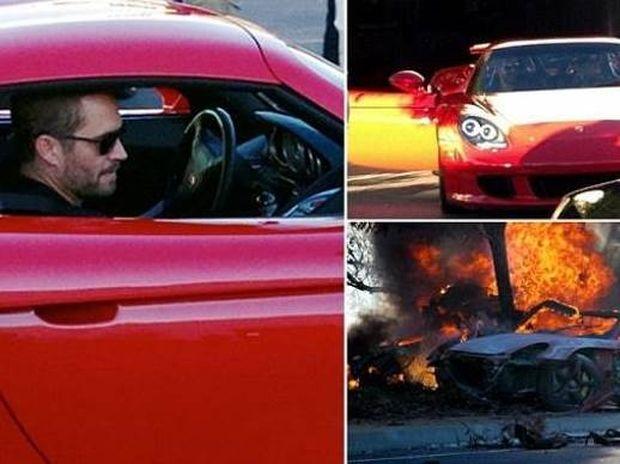 Η συγκλονιστική φωτογραφία του Πολ Γουόκερ στιγμές πριν το δυστύχημα