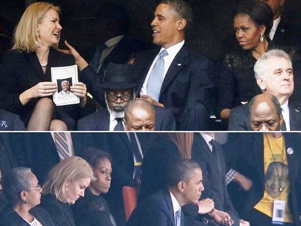 Helle Schmidt: Θέλει τον Ομπάμα για... δώρο των γενεθλίων της;