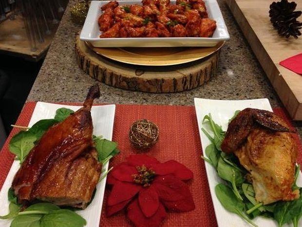 Το πιο υγιεινό κρέας για να επιλέξετε τα Χριστούγεννα