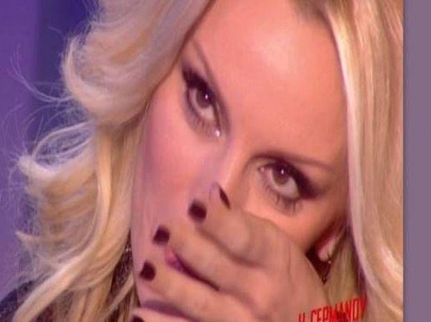Τα δάκρυα της Πέγκυς Ζήνα στην εκπομπή «Η Γερμανού ξανάρχεται»
