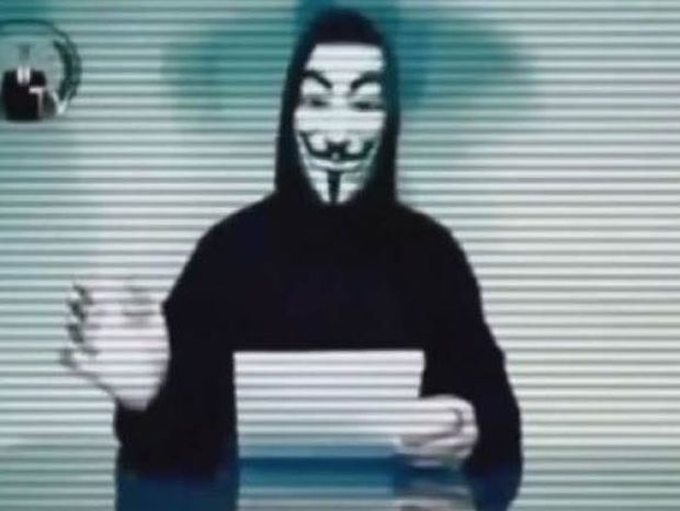 Οι Anonymous «κράζουν» τους Σκοπιανούς για το όνομα Μακεδονία (video)!