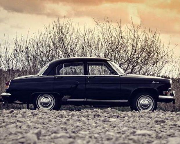 Ο θρύλος του μαύρου Volga: Ποια είναι η αλήθεια;