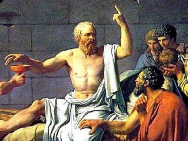 Ο Σωκράτης πρωταγωνιστής μιας ηθικοπλαστικής ιστορίας
