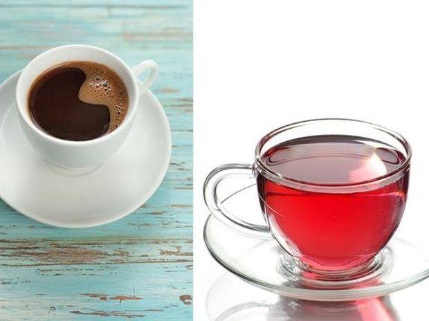 Καφές vs. τσάι: Τα υπέρ και τα κατά