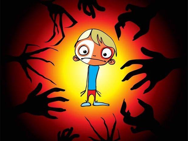 Παιδικές φοβίες