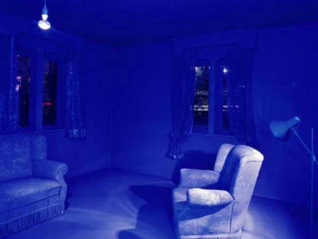 Πόσο μπορείς να αντέξεις σε ένα μπλε σπίτι; (pics)