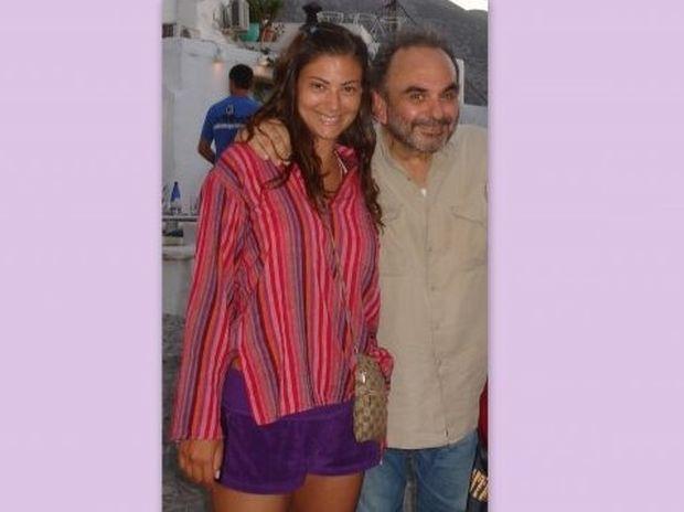 Δέσποινα Καμπούρη: «Ο Σάκης όπως τον γνώρισα ένα καλοκαίρι στη Σίφνο»