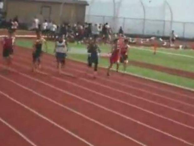 Βίντεο: Αυτός ο αθλητής ξέρει να χάνει...