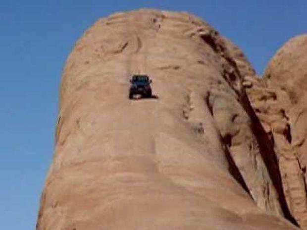 Ο χειρότερος δρόμος στον κόσμο (βίντεο)
