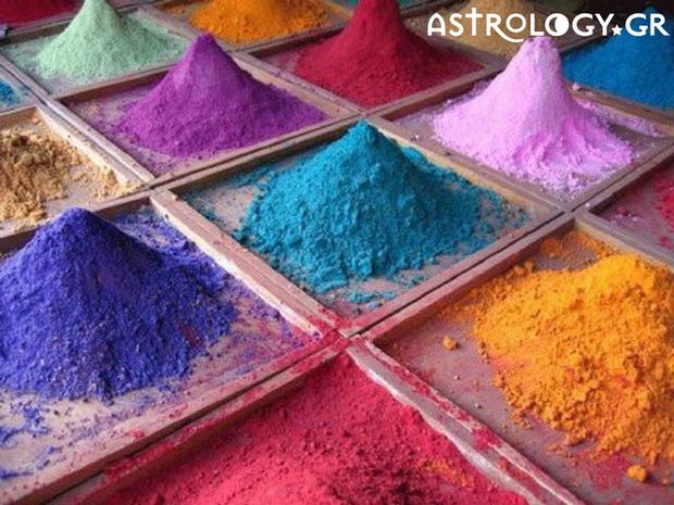 Θεωρία των Χρωμάτων: Ποιό είναι το αγαπημένο μας χρώμα και τι σημαίνει;