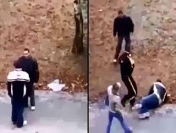 ΑΠΙΣΤΕΥΤΟ VIDEO: Δείτε τι έκανε μόλις του πείραξαν την κοπέλα!