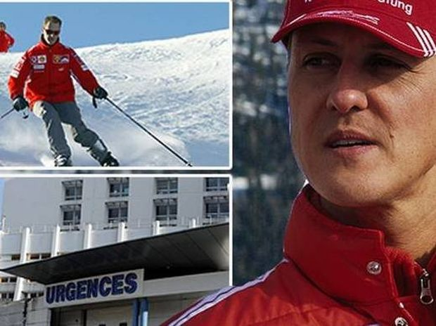 M. Schumacher: «Όλα τα λεφτά του κόσμου να έχει, δεν μπορούν να επανορθώσουν την ζημιά που έχει πάθει»
