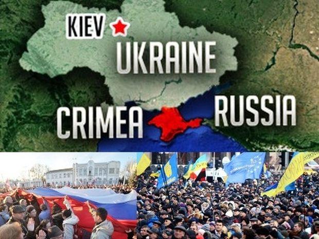 Ουκρανία: Κυριαρχία της Ρωσίας με χορηγό τον Πλούτωνα