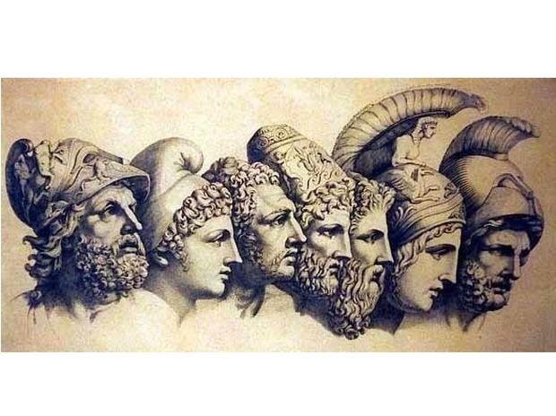 Πως πέθαναν 20 από τους σοφούς της Αρχαίας Ελλάδας