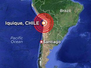 Ισχυρός σεισμός 8,2 Ρίχτερ: Δίας και Πλούτωνας συντάραξαν την Χιλή