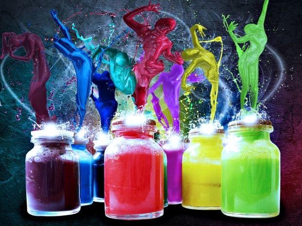 Αυτά για τα χρώματα τα ξέρατε; Διαβάστε και ΘΑ ΕΚΠΛΑΓΕΙΤΕ!