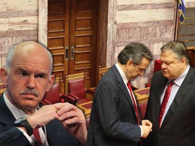 Ο Παπανδρέου ετοιμάζεται να ρίξει την κυβέρνηση