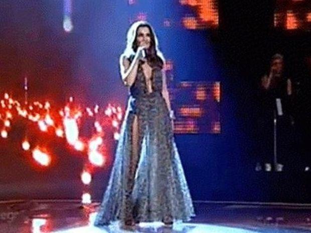 Ζώδια και αστέρια: The Voice - Πόσο κοστίζει το φόρεμα που έβαλε η Βανδή στο 1ο live;