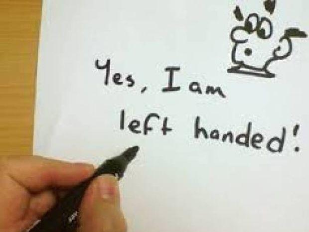 Βρέθηκε η αιτία που γινόμαστε αριστερόχειρες ή δεξιόχειρες!