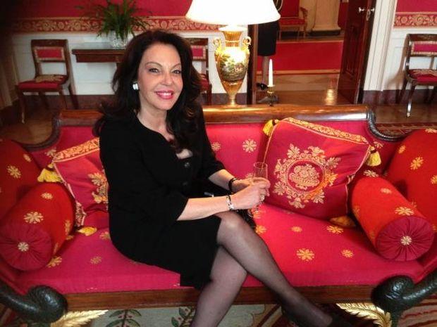 Η Κατερίνα Παναγοπούλου στο Λευκό Οίκο