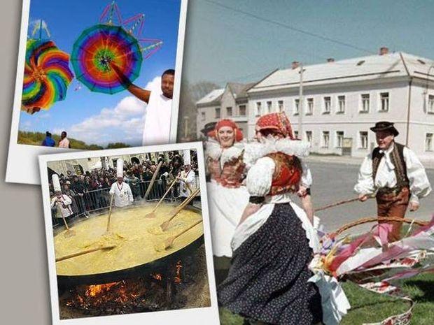 Τα 10 πιο παράξενα έθιμα του Πάσχα σε όλο τον κόσμο