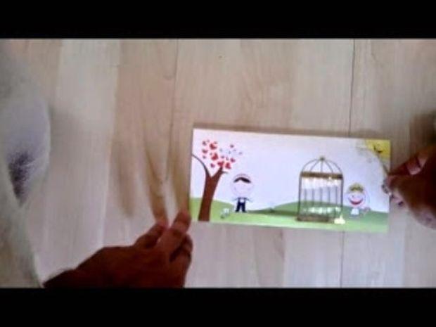 Το ΘΕΪΚΟ προσκλητήριο γάμου που σαρώνει! (βίντεο)
