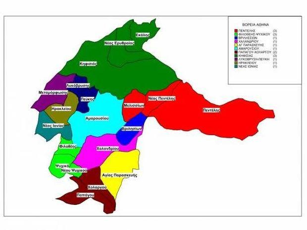 Αποτελέσματα Εκλογών 2014: Tο exit poll για την Περιφέρεια Αττικής