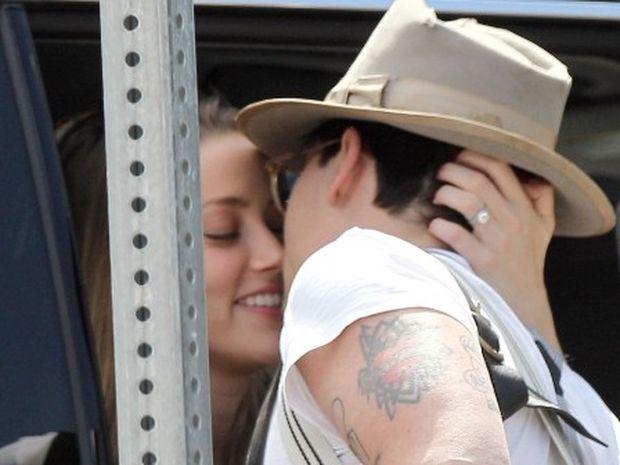 Johnny Depp & Amber Heard: O άτακτος Δίδυμος ερωτευμένος με τις προκλήσεις