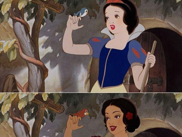 Γνωστοί ήρωες του Disney αποκτούν άλλη εθνικότητα!