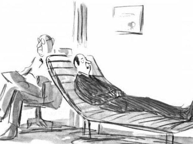 ΑΝΕΚΔΟΤΟ: Το τεστ του ψυχίατρου