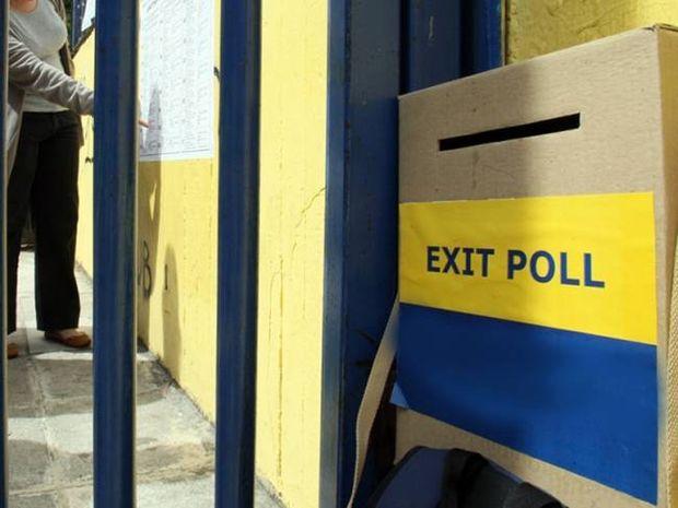 Αποτελέσματα Ευρωεκλογών 2014: Τα exit polls για τις Ευρωεκλογές