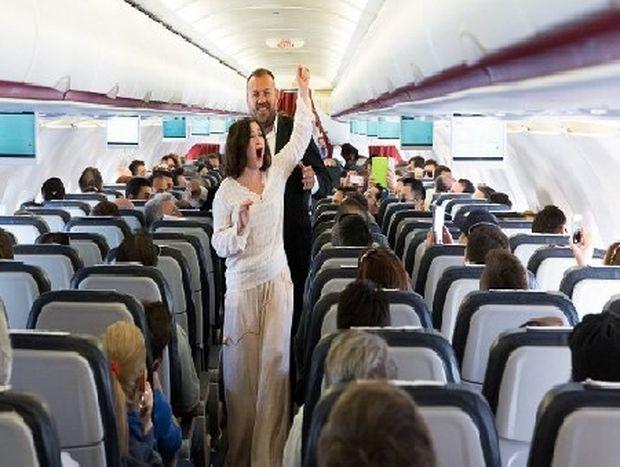 Έπαθαν σοκ οι επιβάτες στην πτήση από Θεσσαλονίκη